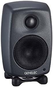 GENELEC モニタースピーカー 8010A ダークグレー (1本) 8010APM 【国内正規品】