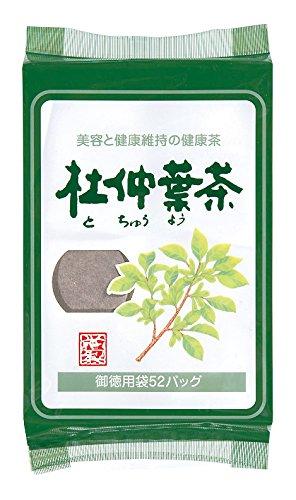 徳用杜仲葉茶52袋