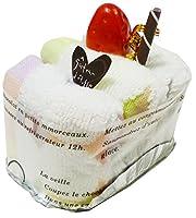 日本ユーテンシル ハンドタオル ストロベリーケーキ サイズ:ハンドタオル/34×35cm ホールマーク チャーミードロップ THA0854762