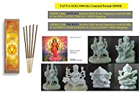 Yog Radiating Power Scented Natural Agarbatti/Incense Sticks -30 Sticks in Each Pack