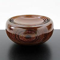 【送料無料】 応量器 欅 (国産 木製漆器)