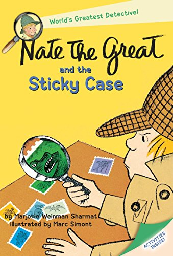 Nate the Great and the Sticky Caseの詳細を見る