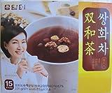 【メール便送料込】☆韓国 伝統茶 ダムト サンファ茶☆