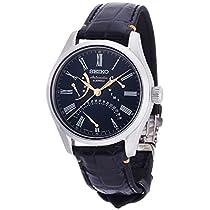 [プレサージュ]PRESAGE 腕時計 メカニカル 自動巻(手巻つき) ハードレックス カーブサファイアガラス 漆ダイヤル 日常生活用強化防水(10気圧) SARD011 メンズ