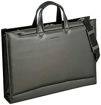 A3ファイル収納可能ビジネスバッグ ショルダーベルト付 22156