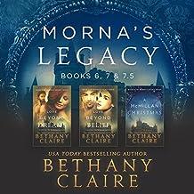 Morna's Legacy: Books 6, 7, 7.5: Scottish Time Travel Romances (Morna's Legacy Collections, Volume 3)