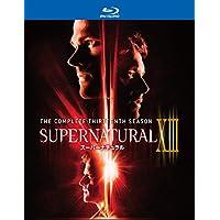 SUPERNATURAL XIII サーティーン・シーズン ブルーレイ コンプリート・ボックス