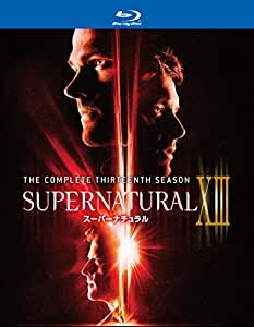SUPERNATURAL XIII サーティーン・シーズン ブルーレイ コンプリート・ボックス (4枚組) [Blu-ray]