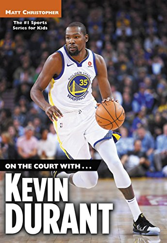 On the Court with...Kevin Durant (English Edition)