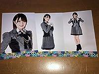 佐藤七海 AKB48 チーム8 全国ツアー2019~楽しいばかりがAKB!~ ランダム生写真 ツアー共通ver 3種コンプ 最新