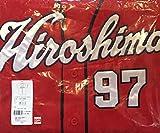 広島東洋カープ ハイクオリティユニフォーム(ビジター) 97 ヘロニモ・フランスア (L)