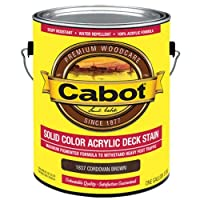 CABOT SAMUEL 1837-07 GAL BRN Acry Deck Stain [並行輸入品]