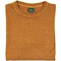 (グッドオン) Good On ショートスリーブ クルーネック カラー Tシャツ M Mocha GOST701P