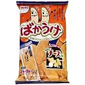 栗山米菓 ばかうけチーズ 18枚×12袋