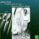 Alain;Organ Works Vol.1