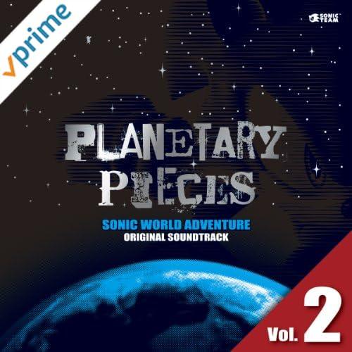 SONIC WORLD ADVENTURE ORIGINAL SOUNDTRACK PLANETARY PIECES Vol. 2