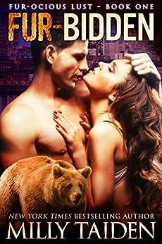 Furbidden: BBW Paranormal Shape Shifter Romance (Furocious Lust Shorts Book 1) by [Taiden, Milly]