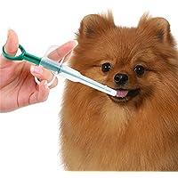 (サンライン)Sun Line ペット薬用品 投薬器 犬猫用 子犬 子猫 小型動物 ペットフィーダー  注入器 投薬 エサやり 薬やり 押し込み タイプ