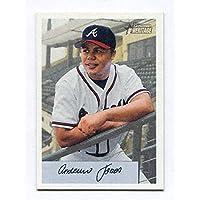 Andruw Jones - 2002 Bowman Heritage #378 - 来日外国人(東北楽天) アンドリュー・ジョーンズ