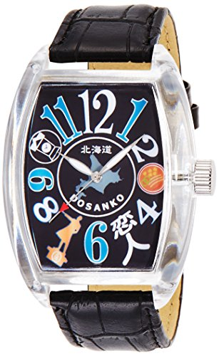 [フランクミウラ] 腕時計 FM04NK-HKDBK ブラック