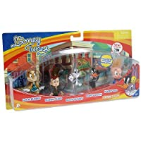 The Bridge Direct Looney Tunes Figure 5 Pack - Bugs Bunny, Lola Bunny, Daffy Duck, Porky Pig and Elmer Fudd by The Bridge Direct [並行輸入品]