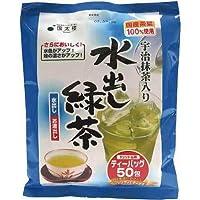 国太楼 水出し緑茶 3.5g・50袋入×3