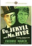 Dr. Jekyll and Mr. Hyde [DVD] 画像