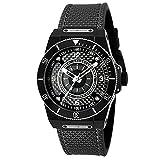 [Hydrogen] 腕時計 SPORTIVO HW324202 メンズ ブラック