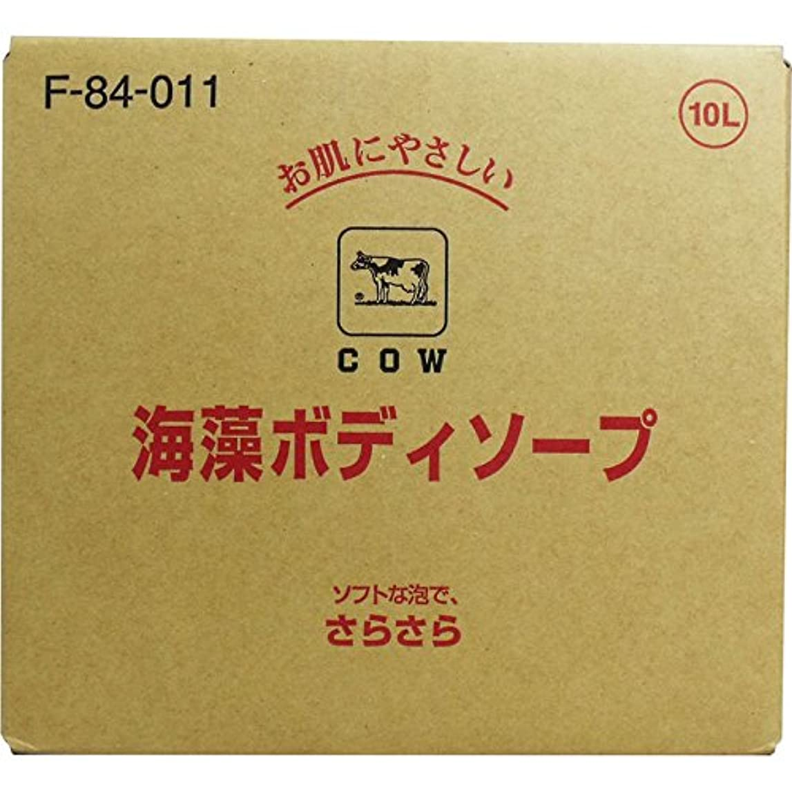 内向き法律宣教師ボディ 石けん詰め替え さらさらした洗い心地 便利商品 牛乳ブランド 海藻ボディソープ 業務用 10L