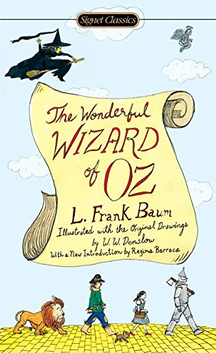 The Wonderful Wizard of Oz (Signet Classics)の詳細を見る
