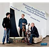 Sonatas for Violoncello/Violin/& Bassocontinuo