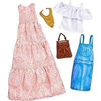 バービー洋服 フェスティバルファッション2パック アクセサリーセット