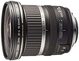 Canon EFレンズ EF-S10-22mm F3.5-4.5 USM デジタル専用 ズームレンズ 超広角