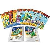 [リープフロッグエンタープライズ]LeapFrog Enterprises LeapFrog LeapReader System Learn to Read 10 Book Bundle 80-61612E [並行輸入品]