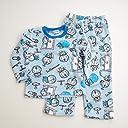 アイムドラえもん もこもこ長袖パジャマ 100-130cm(734DR107113) (110cm)