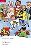 Six Sketches CD Pack (Book &  CD) (Pearson English Graded Readers)