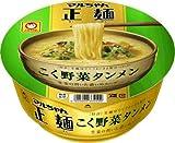 マルちゃん 正麺 こく野菜タンメン どんぶり 96g 1ケース(12食入)