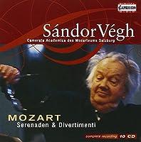 Serenaden & Diverdimenti by Camerata Academica des Mozartiums Salzburg