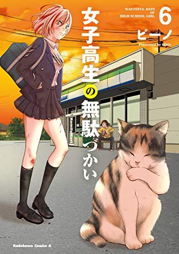女子高生の無駄づかい(6) (角川コミックス・エース)