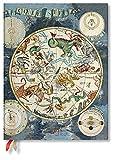 ペーパーブランクス英語版2021年版 ハードカバー 手帳 十二星座 B5 2021 Celestial Planisphere Ultra Verso DE6880-8