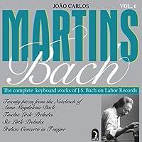Martins' Bach-Complete Keyboard Works Vol. 6