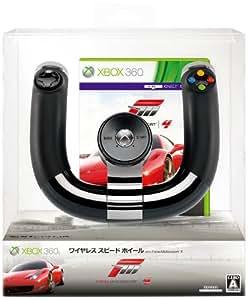 Xbox 360 ワイヤレス スピード ホイール WITH Forza Motorsport 4