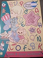 Precious Moments Learn & Color Holiday Workbook ~ Boy Hanging Stocking with Puppy By Precious Moment [並行輸入品]