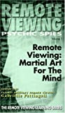 Rv Psychic Spies: Remote Viewing - Martial Art for [VHS] [Import]