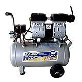 シンセイ オイルレスエアーコンプレッサー 静音タイプ 25L EWS-25