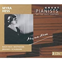 Myra Hess: Great Pianists of the 20th Century, Vol. 45 (2003-06-13)