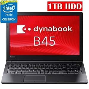 PB45BNADBNAADC1 [dynabook B45/B (3855U 4GB 1TB DSM 15.6 Win10H64)]