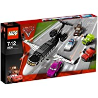 レゴ (LEGO) カーズ スパイジェットを追え 8638