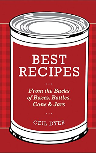 Download Best Recipes From the Backs of Boxes, Bottles, Cans, and Jars 0785835237
