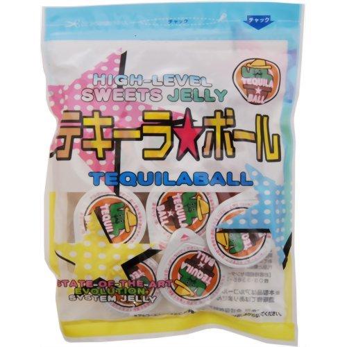 テキーラボール 5種ミックス 10個入